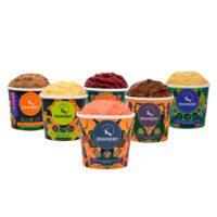 Combo 6 vasos de helados – 70 gr c/u (sabores surtidos)