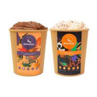 Promo 2 Litros de helado de 700gr